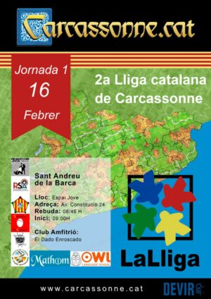 Jornada 1 Lliga 2020